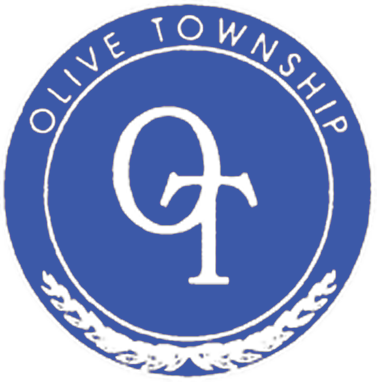 Olive Township Logo and Home Link