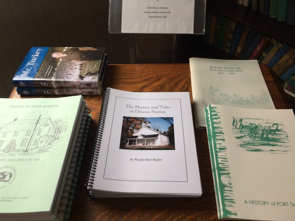 Local history books for sale
