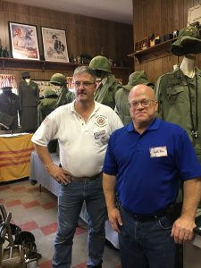Military Collectors.
