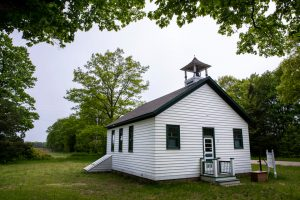 Pigeon Creek School in West Olive, Michigan.