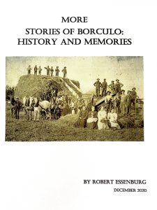 More Stories of Borculo: History and Memories, by Robert Essenburg